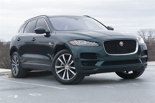 Certified Pre-Owned 2017 Jaguar F-PACE 20d Prestige