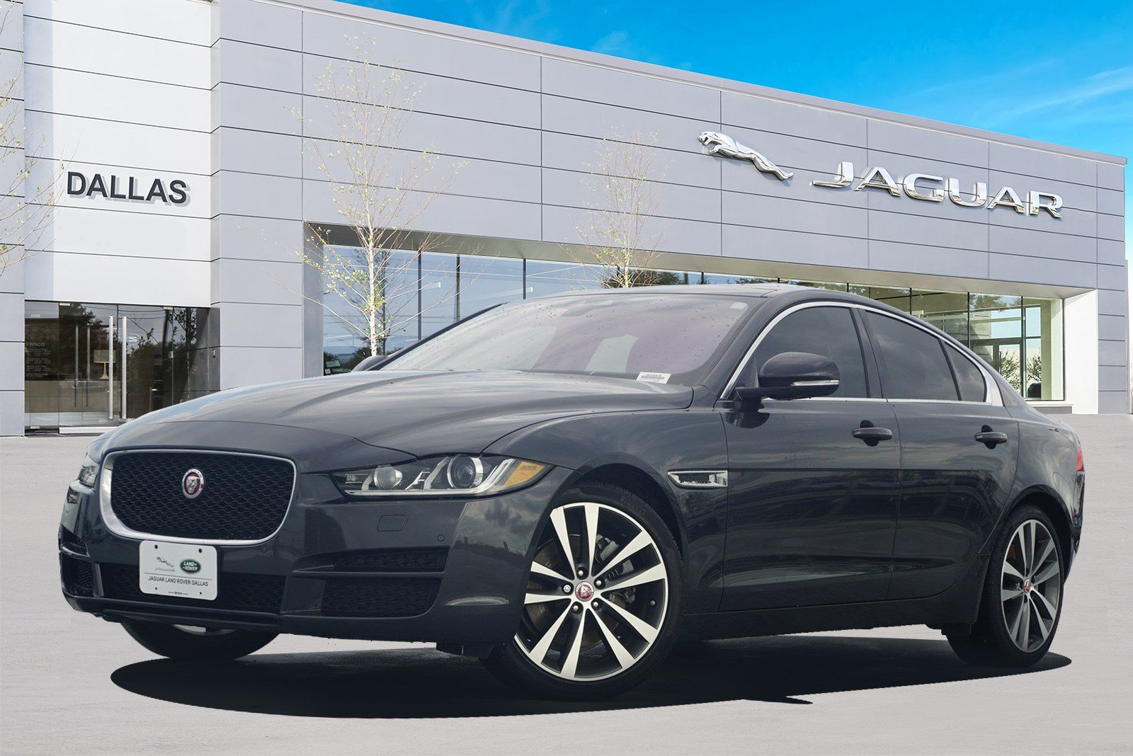 Certified Pre-Owned 2017 Jaguar XE 25t Prestige