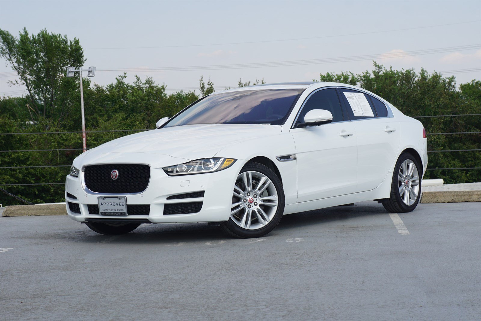 Certified Pre-Owned 2019 Jaguar XE 25t Prestige
