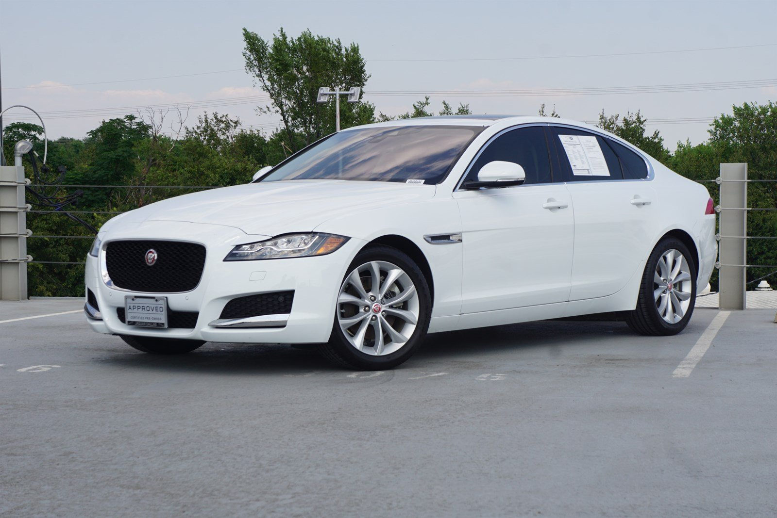 Certified Pre-Owned 2019 Jaguar XF Premium