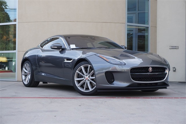 New 2019 Jaguar F Type P380 2d Coupe In Austin J19119 Jaguar Austin