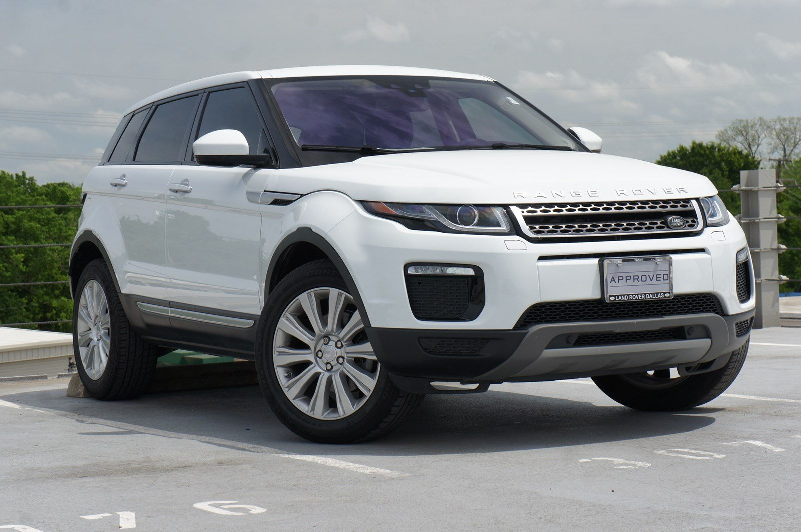 Land Rover Dallas >> Certified Pre Owned 2018 Land Rover Range Rover Evoque Hse