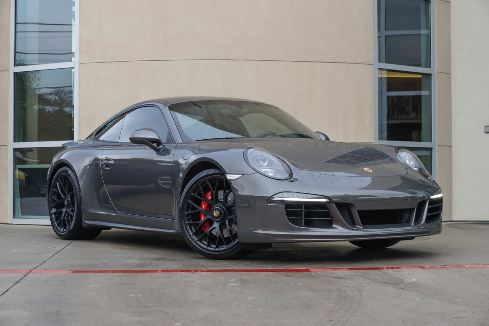pre-owned 2016 porsche 911 carrera gts 2d coupe in austin #l19226-1