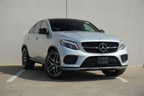 Pre-Owned 2017 Mercedes-Benz GLE GLE 43 AMG® Coupe