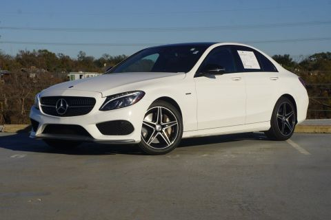 Pre-Owned 2016 Mercedes-Benz C-Class C 450 AMG®