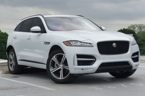 Certified Pre-Owned 2018 Jaguar F-PACE 25t R-Sport