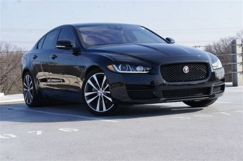 Certified Pre-Owned 2017 Jaguar XE 20d Prestige