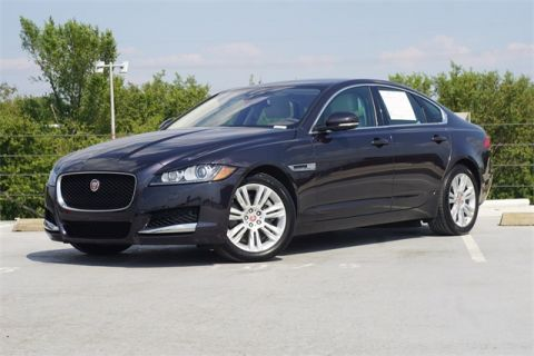 New 2016 Jaguar XF Premium