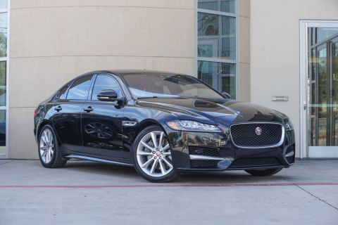 Certified Pre-Owned 2016 Jaguar XF Sport