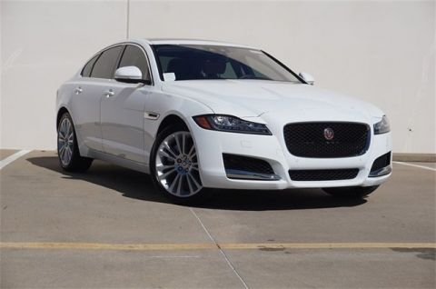 Certified Pre-Owned 2018 Jaguar XF 25t Prestige
