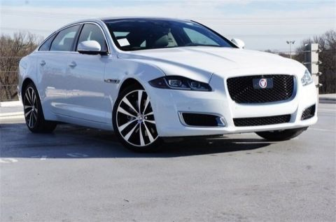 New 2019 Jaguar XJ Supercharged
