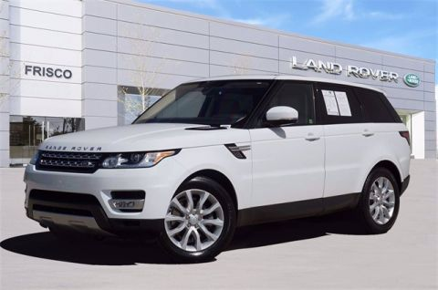 2016 Land Rover Range Rover Sport 3.0L V6 Supercharged HSE