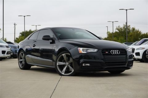 Pre-Owned 2015 Audi S5 3.0T Premium Plus